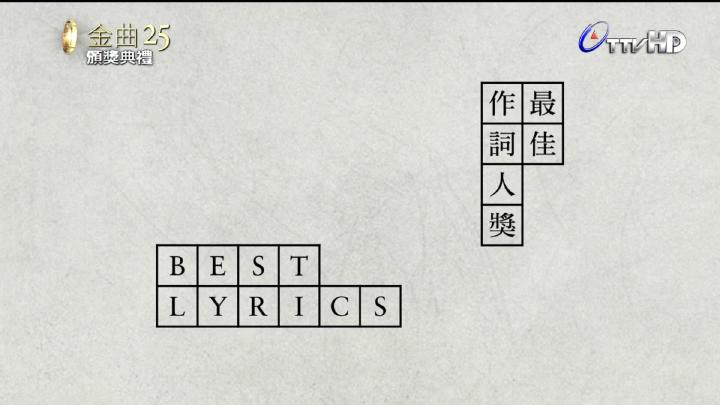 佳乐团:七巧板字体,蜡笔画质感 最佳原住民语专辑:运用叠加效果