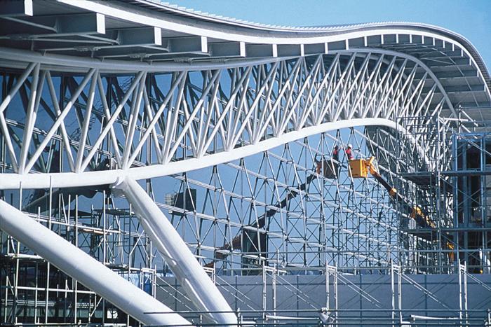 建筑设计是加入一些图纸,或者整个曲线都是曲文件下载造型图片