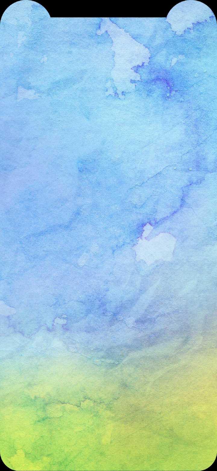 有什么异形屏壁纸(刘海屏,水滴屏)推荐吗?图片
