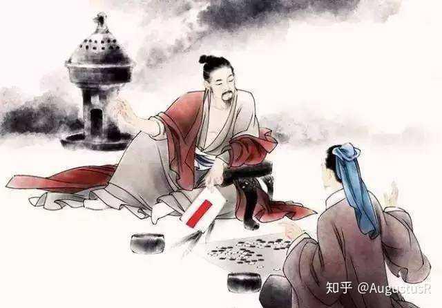 围棋来源的故事_围棋的故事 小道王_关于围棋的故事