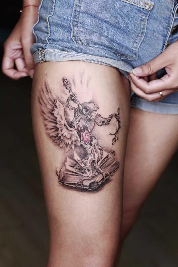 如何让家人接受纹身?