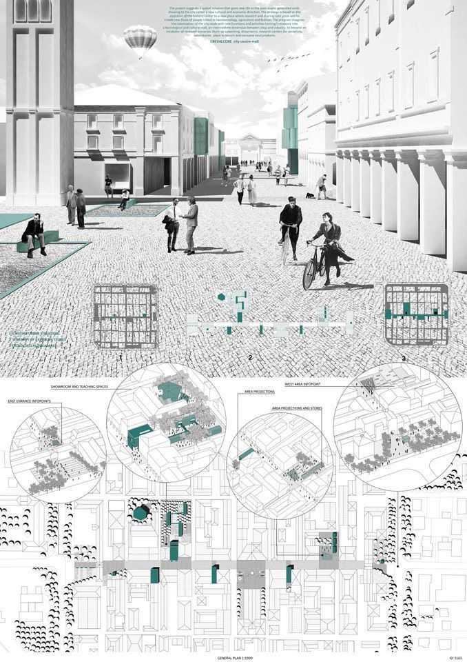 做好建筑学调研报告的排版 ,图底关系有何要点和技巧?图片