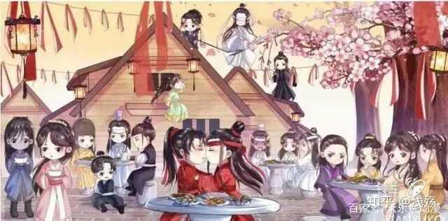 魔道祖师电视剧版跟动漫版你喜欢哪个?国产电视剧出口量图片