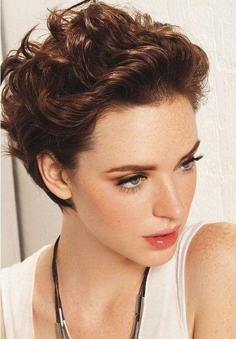 头型自来卷女生好看?-发型-知乎针对烫发分叉的洗护图片