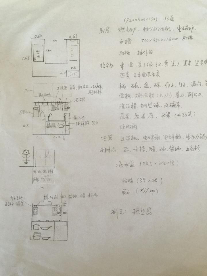 装修插座设计图
