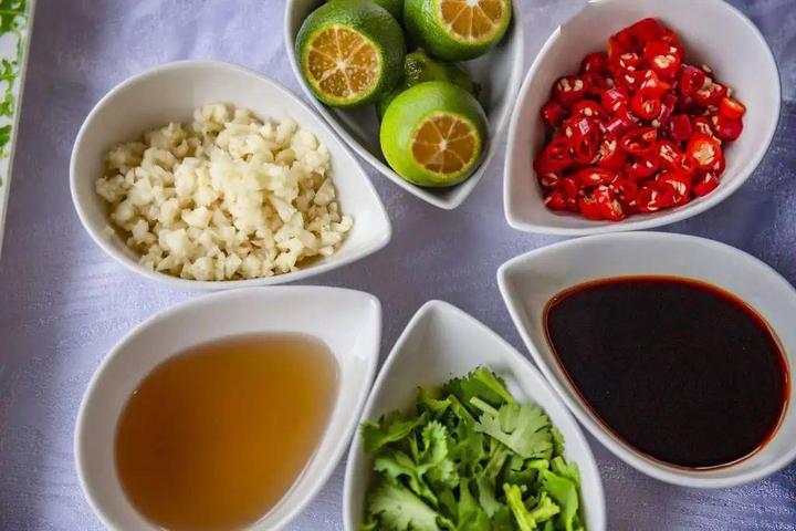 海南人餐桌必不可少的蘸料,归纳平淡却不平淡的甘旨