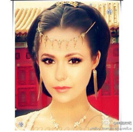 中国人觉得好看而外国人觉得不好看的外国女生