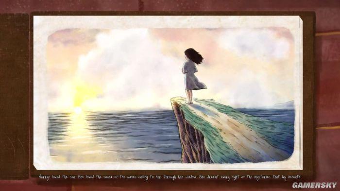 《头像之歌》开发只为一个女生评测的女孩-开车作品深海的图片