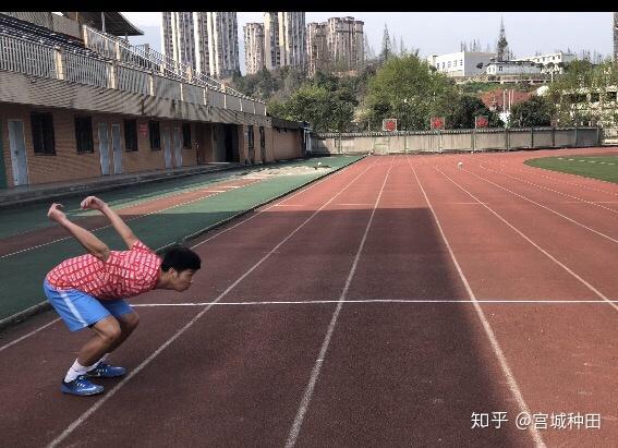 对于初中生,立定练习该跳远?英语老师的水平初中图片