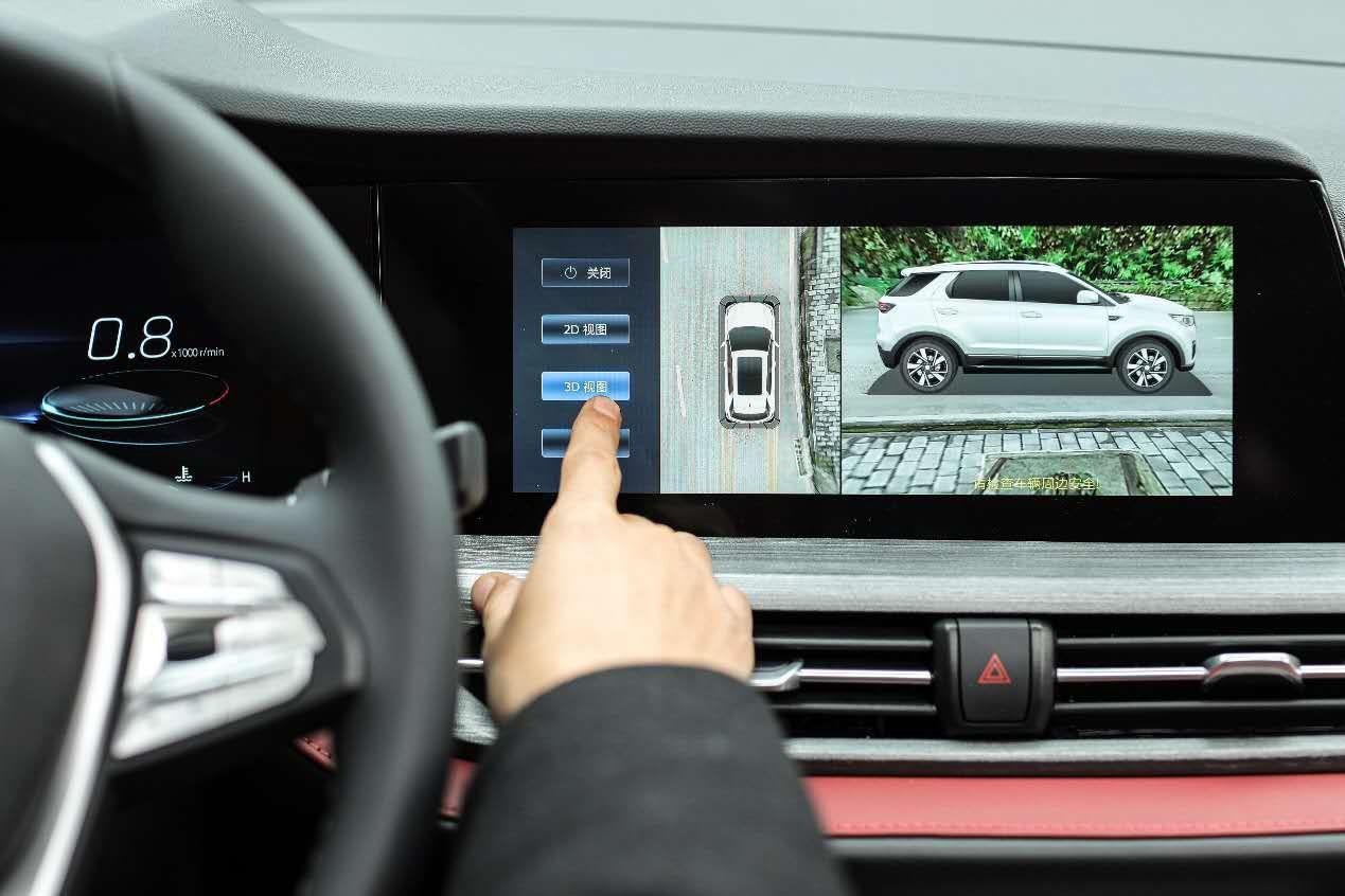 预算10万,想买一辆好看、舒适、保值的SUV,长安CS55PLUS可以入手吗?相关的图片