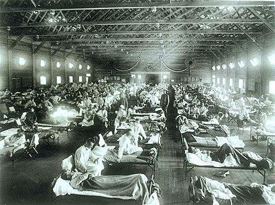 流感和感冒,很像吧?完全是两种不同的病