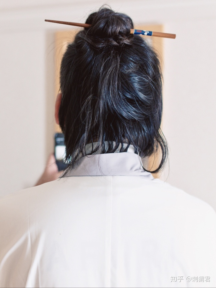 男生长发是怎么的体验?图片