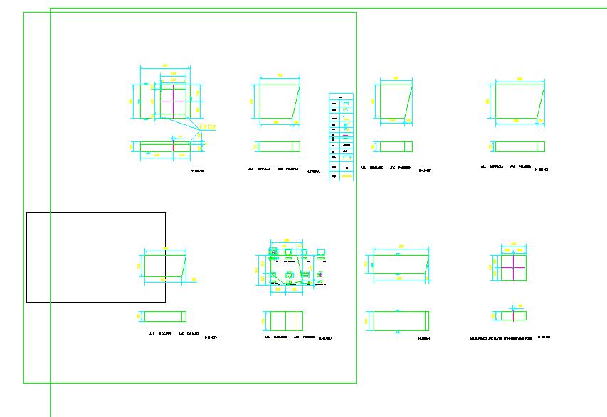 CAD布局里的东西透视看到视口里的底图信微怎么电脑打开cad图纸图片