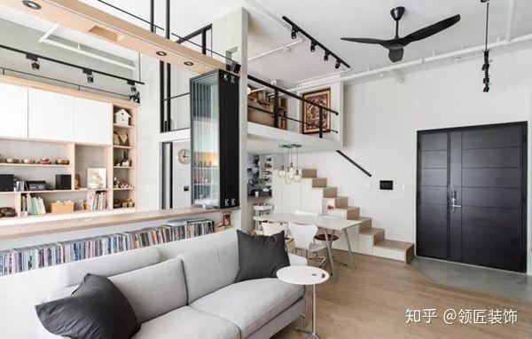 60平米小复式房装修费用清单图片
