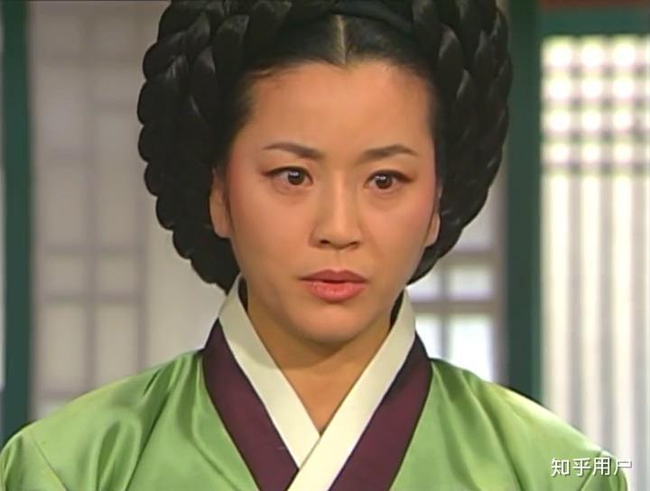 """难过,自责 这是崔尚宫为数不多的""""真表情"""",此时的崔尚宫或许想到了图片"""
