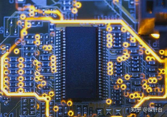 半导体芯片的外部布局