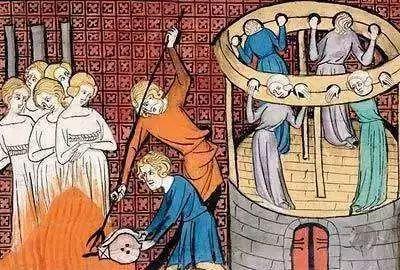 千万无辜女性丧命,揭秘中世纪西欧猎巫运动图片