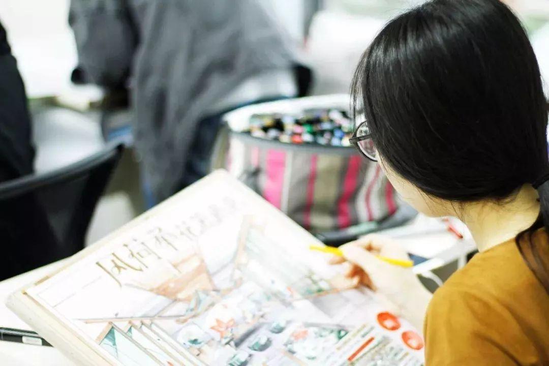 环艺室内设计考研|张浩然我的这一年和现在的办公室内设计公司图片