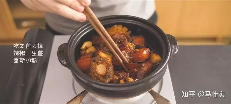 300一碗的【粉条红烧肉】在家只要80块,过年老北京白菜鲍鱼炖猪肉图片