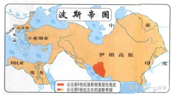 如何理清中国各王朝与中亚和西亚国家的关系?是否能把图片