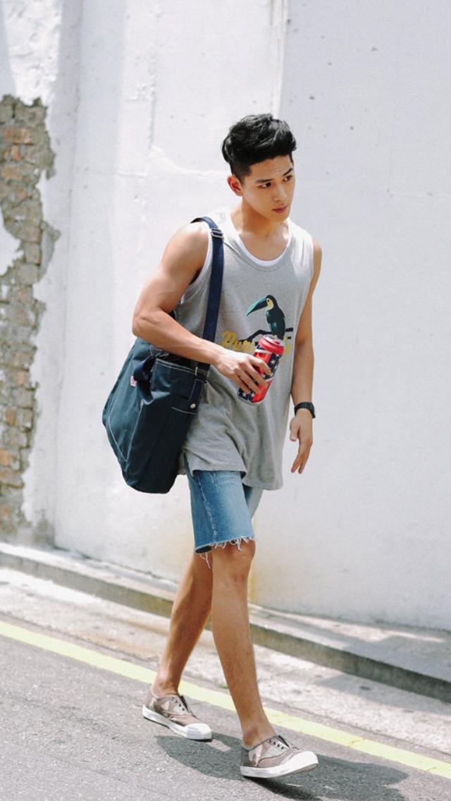 瘦高男生穿衣搭配_瘦高的男生如何穿衣搭配? - 知乎