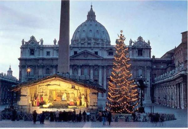 梵蒂冈:教宗圣诞致辞的政治寓意