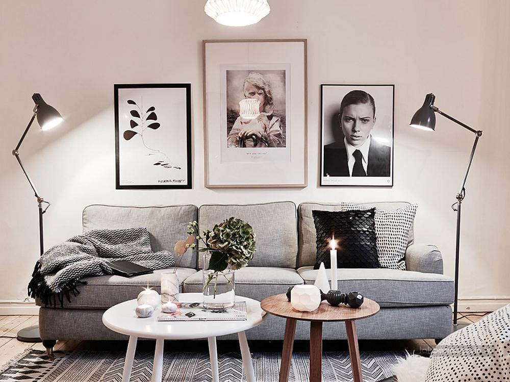 外国人喜欢在客厅放什么?