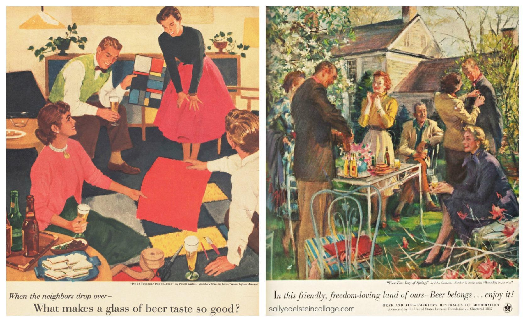 1950s的设计:厄普代克笔下的美国中产生活想象
