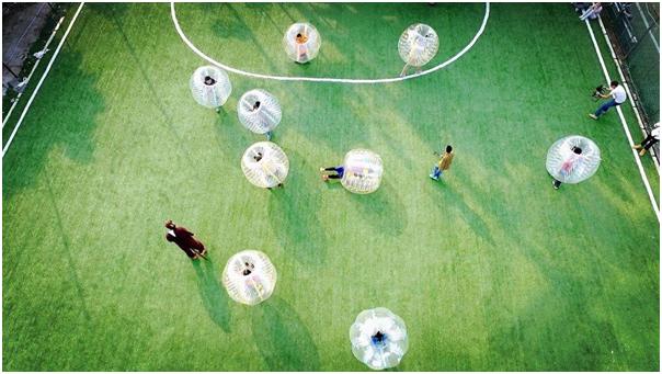 泡泡足球国内哪里有? - 趣味运动嗨不停的回答