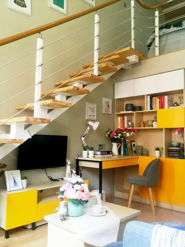 7型衣柜_想不到的品牌公寓loft设计,TOP10?(内附10家公寓loft实例) - 知乎
