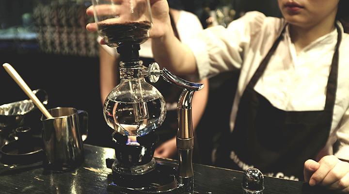 回到未来: 用虹吸壶煮咖啡