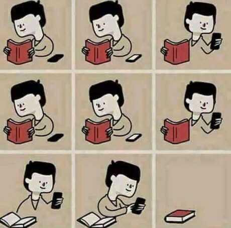 为什么要买 Kindle 而不是用手机看书 -- Kindle 养成计划 www.kindleplan.com