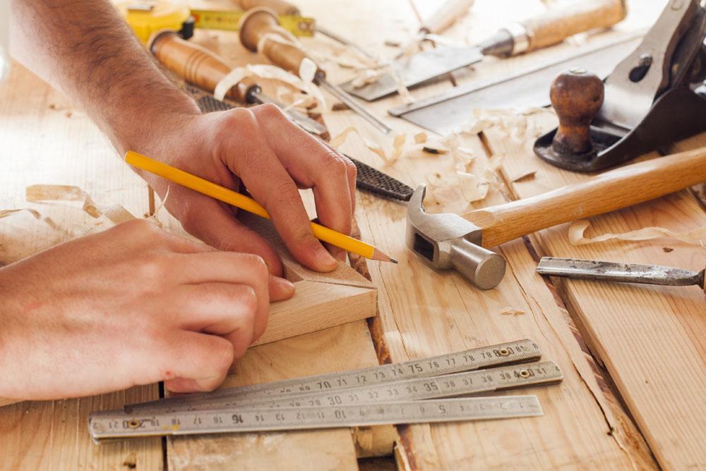 掌握这10个工具,实木家具DIY其实很简单