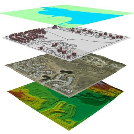 GIS(地理信息系统)