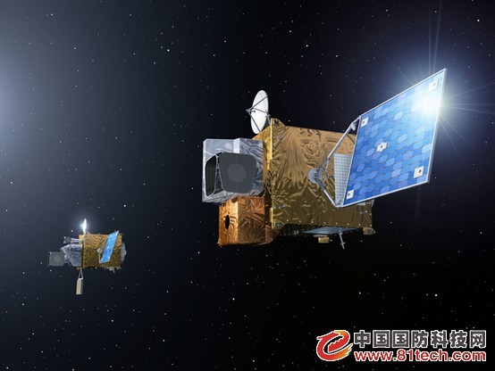 日本最新的气象卫星「向日葵8号」性能和技术