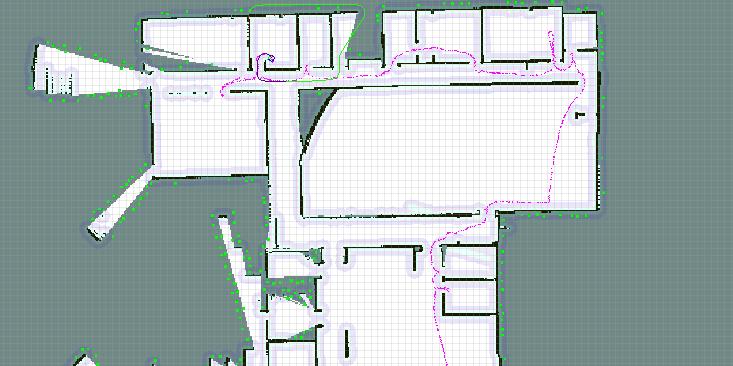 2D激光SLAM算法汇总