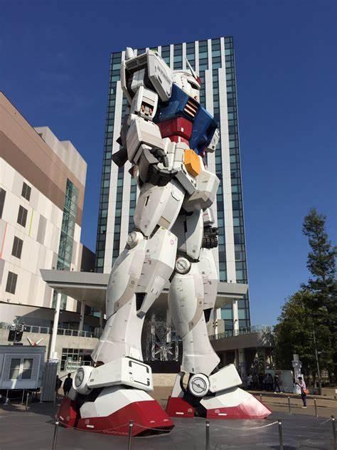 动画中的高达造型在机器人 / 机甲美学中是否已经是最优解了?