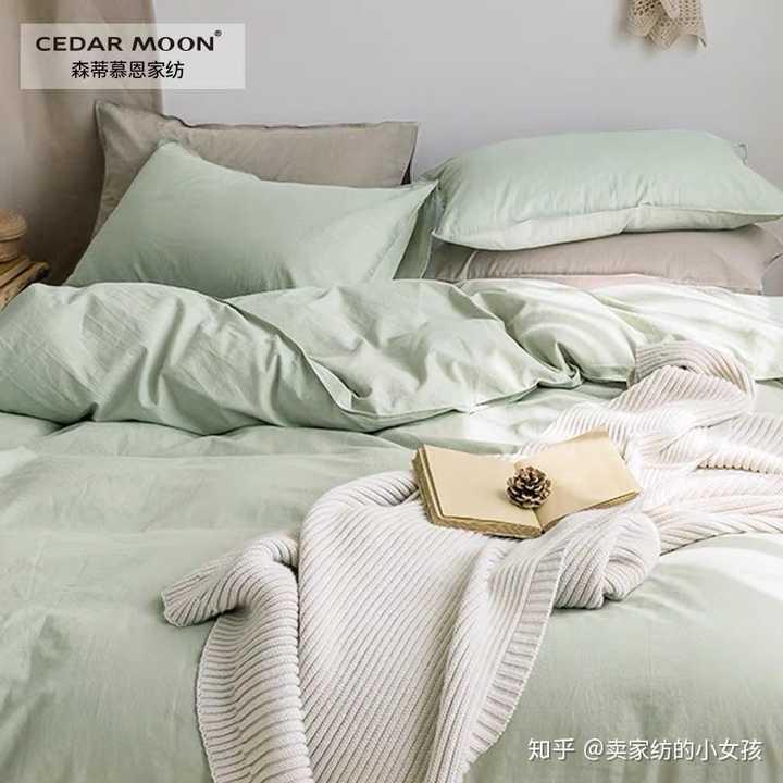 为什么现在市面上的纯棉四件套都很扎人?