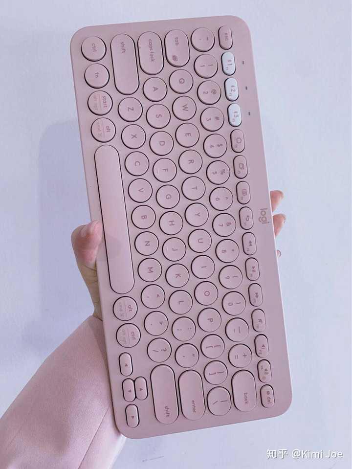 蓝牙键盘选择罗技K380好还是洛斐圆点机械键盘?