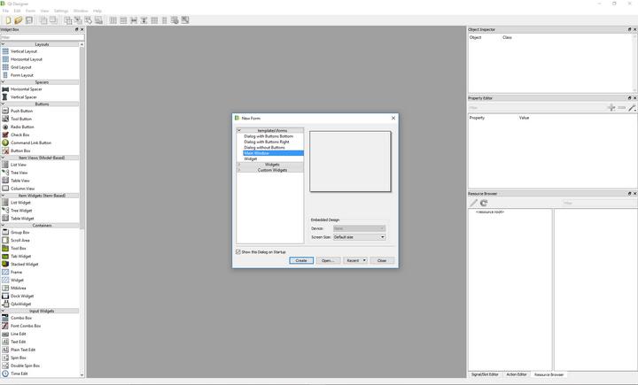 用QT Designer 制作Maya工具UI - 知乎