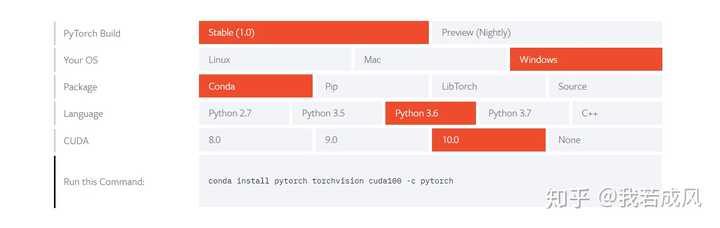 windows10下安装GPU版pytorch简明教程- 知乎