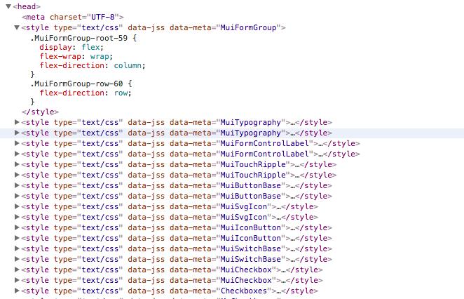 Material UI 代码学习- 知乎