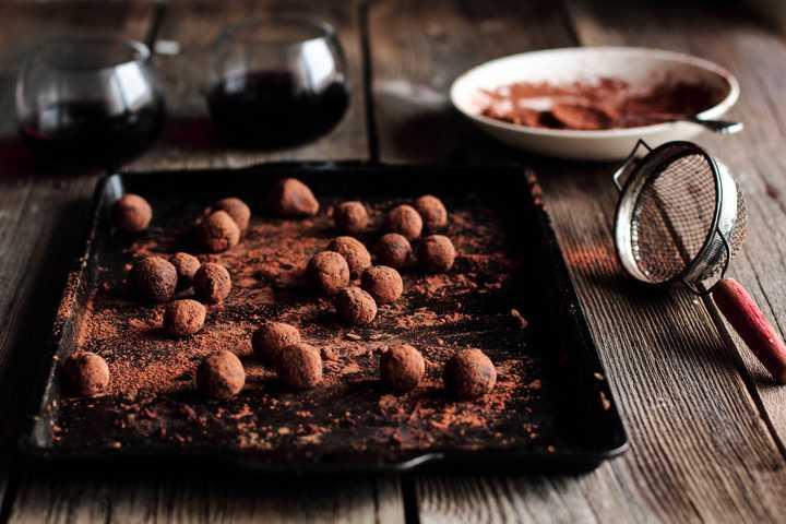 常见的酒心巧克力是如何制作的巧克力2