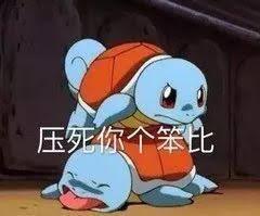 一个人的团队_《精灵宝可梦》动画中的杰尼龟的表情包是怎么火的? - 知乎