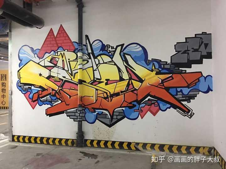我这种水平的墙绘大概可以赚多少钱?