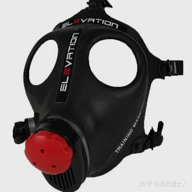 低氧面具 高原训练 土人仓库
