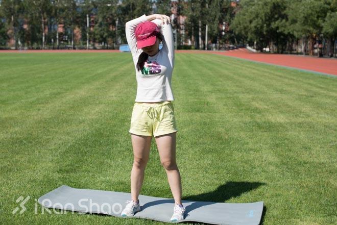 跑步前后拉伸活动的具体步骤和内容有哪些?