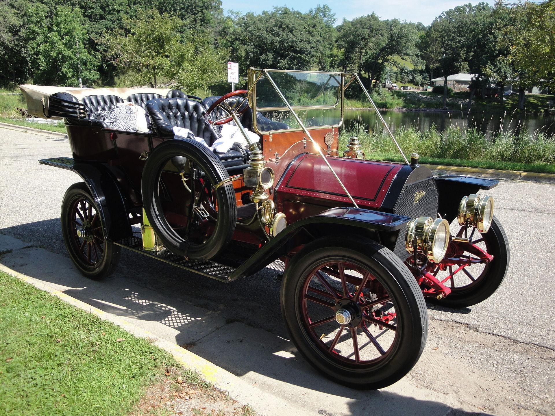 汽车历史画报:你可能不知道的汽车『三国时代』(3)内燃机