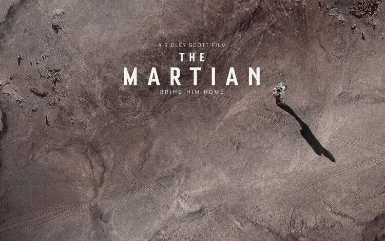《The Martian》:On your face, Neil Armstrong.